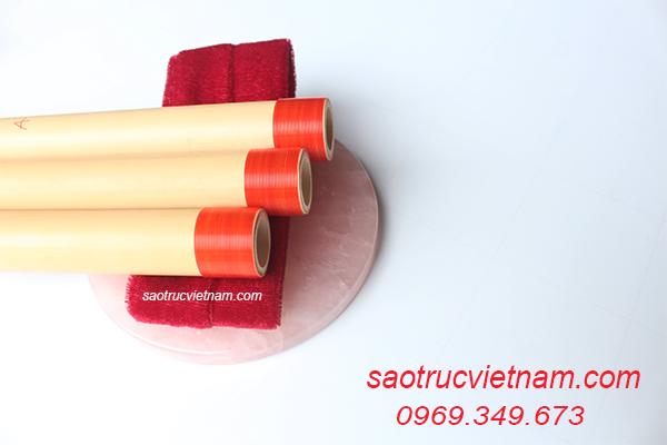 Hình ảnh giản dị của cây sáo trúc Việt Nam trong dân gian