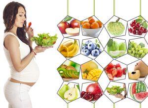 Chế độ dinh dưỡng cho bầu 6 tháng đầu để có một thai kỳ khỏe mạnh