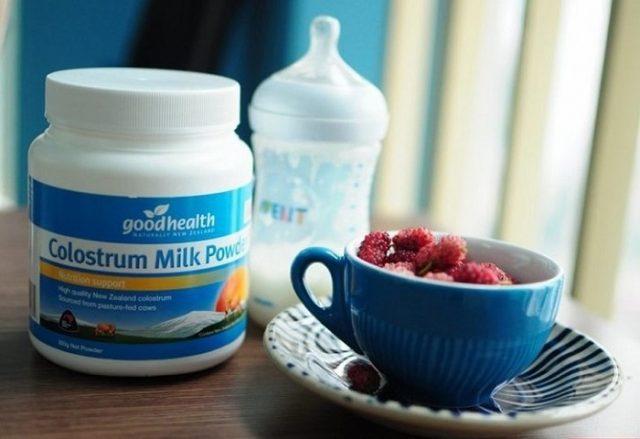 Những tiêu chí chọn sữa non cho trẻ sơ sinh