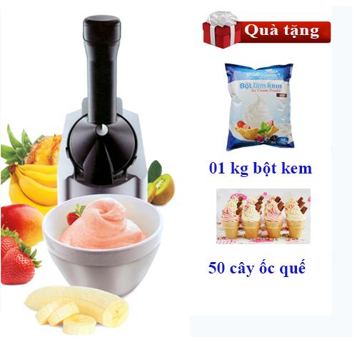 Các loại bột làm kem tươi phổ biến trên thị trường hiện nay
