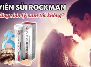 Viên sủi Rockman kéo dài thời gian quan hệ cho các cặp đôi