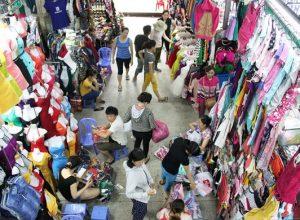 Nhập quần áo Trung Quốc tại Việt Nam bằng cách nào?